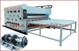Tipo Chain impressora Slotter de Flexo para máquina de fatura de caixa ondulada