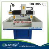 Tisch-beweglicher Typ niedrige Kosten CNC-Fräsmaschine für Aluminiumform