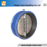 Roheisen-duktiler Eisen-Stahl 8 Zoll-Rückschlagventil