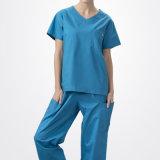유행 간호원 획일한 디자인 의학 직원 간호원 작업복