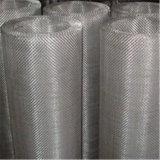 Rete metallica unita per il vaglio filtrante Using