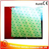 230V 400W 240*240*1.5mm Verwarmer van de Printer van het Silicone de Rubber 3D