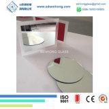 De duidelijke Grijze Zwarte Blauwgroene Zilveren Spiegel van het Brons voor de Spiegel van de Badkamers