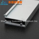 Perfis de alumínio de prata do alumínio de Matt da extrusão