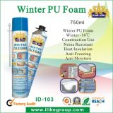 Pulverizador da espuma do plutônio do inverno (RoHS, GV, alcance)