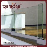 ألومنيوم قناة [فرملسّ] درابزون زجاجيّة ([دمس-ب2145])