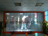 Rideau transparent flexible P10.4 flexible en maille du rideau P6 P6.25 DEL RVB en laser DEL d'étape d'écran LCD de HD