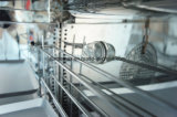 Heo-6D-Y 4の皿の蒸気が付いている電気対流のオーブン