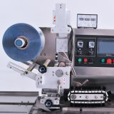 Foshan alta velocidad Almohada máquina de embalaje para el bebé de tejido húmedo