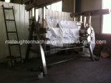 um tipo máquina do depenador/máquina remoção da pena para a matança das aves domésticas