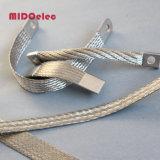 Conector flexible trenzado de cobre estañado