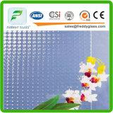 De alta calidad de la hoja de arce-1 Borrar Decoración de cristal