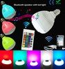 Draadloze ED Lichte Spreker van het best Witte + Kleurrijke LEIDENE de Lichte van de Kleur Bluetooth met Afstandsbediening