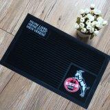 Stampa termica di Sublim Digital della tintura di scambio di calore di Digitahi/stampa/coperte benvenute esterne dell'interno stampate del pavimento del portello di promozione della squadra di sport di marchio
