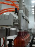 Máquina de rellenar del pistón linear líquido automático lleno de la botella de China (YBG)