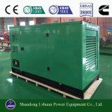 générateur de gaz du biogaz 100kw ou des déchets des animaux