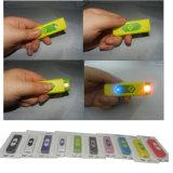 Heißer Verkaufs-buntes windundurchlässiges nachfüllbares elektronisches Feuerzeug