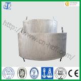 Ánodo marina de la aleación de aluminio del Ht