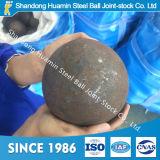 セメントおよび鉱山のための鉱山媒体50mmの身につけられる粉砕の棒鋼