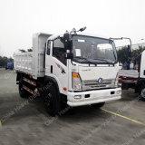 Cdw 4X2 10-12 가벼운 의무 덤프 트럭 톤 160 HP