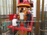 32m Putzmeister具体的なブームの砂鉱の新製品具体的な置くブーム