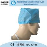 Wegwerf-/nicht Woven/PP chirurgische Schutzkappe
