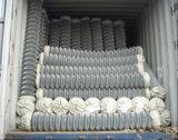 工場販売によって電流を通されるチェーン・リンクの塀の網かダイヤモンドの金網