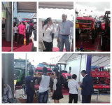pulverizador automotor do crescimento da névoa do tipo do TGV Aidi de 4WD 4ws para a terra de exploração agrícola