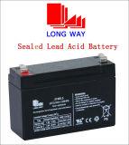Bateria acidificada ao chumbo recarregável 4V3.5ah