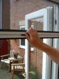 insecto de 18*16/Inch 115G/M2/pantalla de la ventana de la fibra de vidrio (SGS)