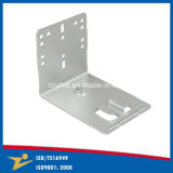 Изготовленный на заказ Metal Wall Mounting Brackets с Galvanized Steel