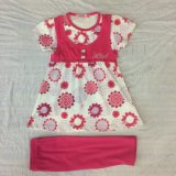 Summer Kids Girl Suit para roupa infantil Sq-6659