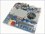 Mini Dun Core2 Duo Mainboard met Haven DVI