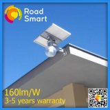 8W 12W LEDの動きセンサーの屋外の太陽庭ライト