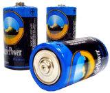 Batterie de cellule sèche de zinc de carbone de R20 D