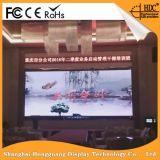 Visualización de pantalla a todo color de interior barata del precio P6 LED de la alta calidad