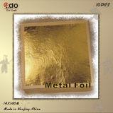 Folha de metal dourada FM-01
