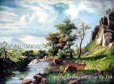 Peinture-Paysage d'huile