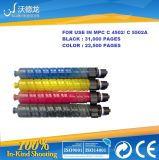 Toner monocromático de la copiadora de la P.M.C4502/5502c para el uso en P.M.C4502/C5502A de Aficio