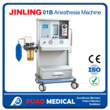 熱い販売の病院装置の麻酔機械(Jinling-01b)