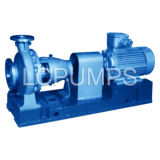 China Chemical Water Process Pump for Corrosive Solutions