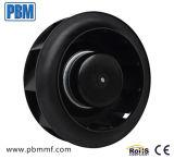 250 de Plastic CentrifugaalInput ventilator-Gelijkstroom van de EG