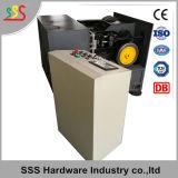 Clavo automático de la buena calidad que hace el fabricante del clavo de la máquina con velocidad