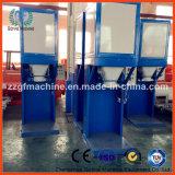Полуавтоматная машина упаковки гранулированного удобрения