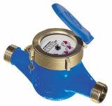 Interpréteur de commandes interactif de fer de moulage de gicleur de Muti de mètre d'écoulement d'eau de Dn20 3/4inch