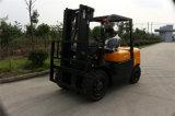 In het groot die Vorkheftruck 4.5ton met Dieselmotor in China wordt gemaakt
