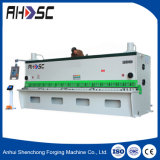 6X4000mm High Speed Hydraulic CNC Shearing Machine