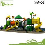 Diapositivas profesionales niños al aire libre plástico del equipo del patio