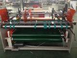 Semi-Автоматический тип машина давления Gluer скоросшивателя для коробки коробки