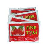 70gの平らで、永続的な磨き粉のトマトのり